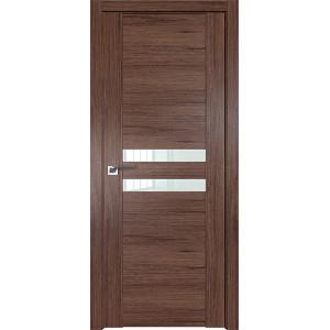Дверь Профиль дорс 2.03XN Салинас темный - со стеклом