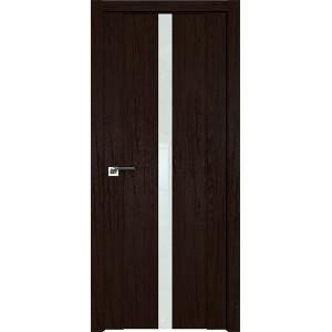 Дверь Профиль дорс 2.04XN Дарк браун - со стеклом