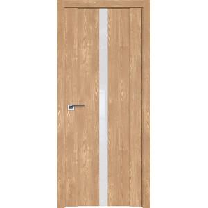 Дверь Профиль дорс 2.04XN Каштан натуральный - со стеклом