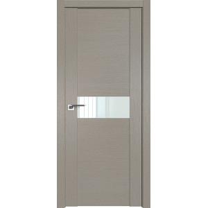 Дверь Профиль дорс 2.05XN Стоун - со стеклом