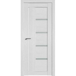 Дверь Профиль дорс 2.08XN Монблан - со стеклом