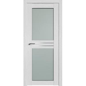 Дверь Профиль дорс 2.56XN Монблан - со стеклом