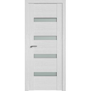 Дверь Профиль дорс 2.81XN Монблан - со стеклом
