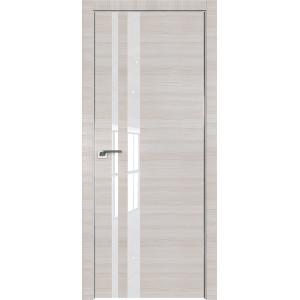 Дверь Профиль дорс 16Z Эш вайт кроскут - со стеклом
