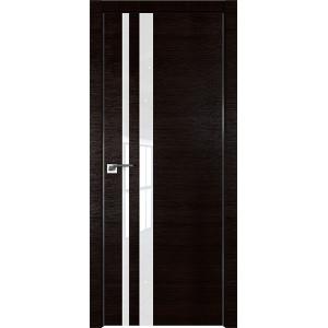 Дверь Профиль дорс 16Z Венге кроскут - со стеклом