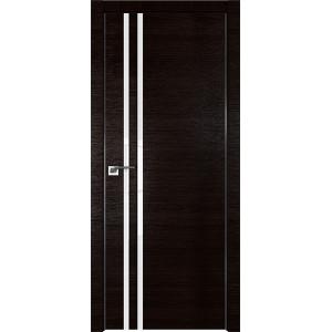 Дверь Профиль дорс 19Z Венге кроскут - со стеклом
