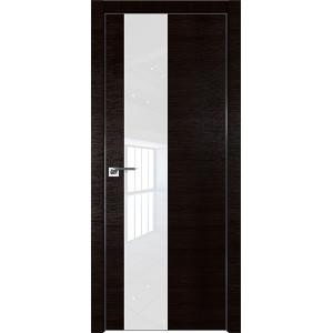 Дверь Профиль дорс 5Z Венге кроскут - со стеклом