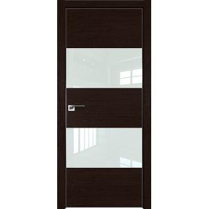 Дверь Профиль дорс 10ZN Дарк браун - со стеклом