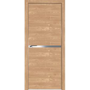 Дверь Профиль дорс 11ZN Каштан натуральный - глухая