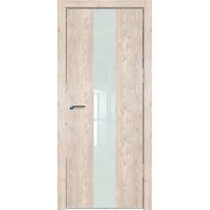 Дверь Профиль дорс 25ZN Каштан светлый - со стеклом