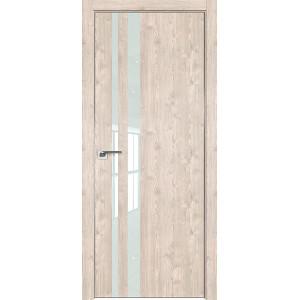 Дверь Профиль дорс 16ZN Каштан светлый - со стеклом