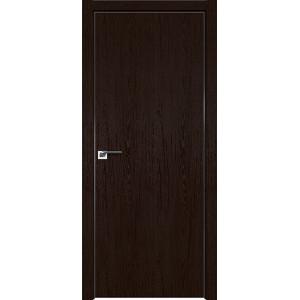 Дверь Профиль дорс 1ZN Дарк браун - глухая
