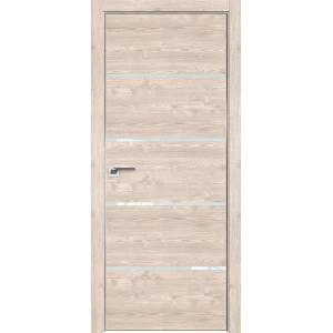 Дверь Профиль дорс 20ZN Каштан светлый - со стеклом
