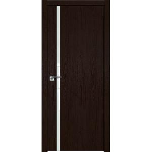 Дверь Профиль дорс 22ZN Дарк браун - со стеклом