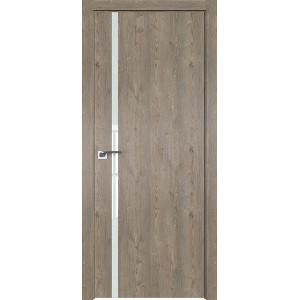 Дверь Профиль дорс 22ZN Каштан темный - со стеклом