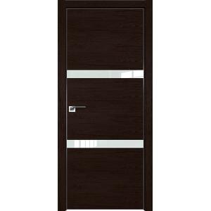 Дверь Профиль дорс 30ZN Дарк браун - со стеклом