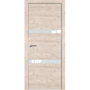 Дверь Профиль дорс 30ZN Каштан светлый - со стеклом