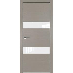 Дверь Профиль дорс 34ZN Стоун - со стеклом